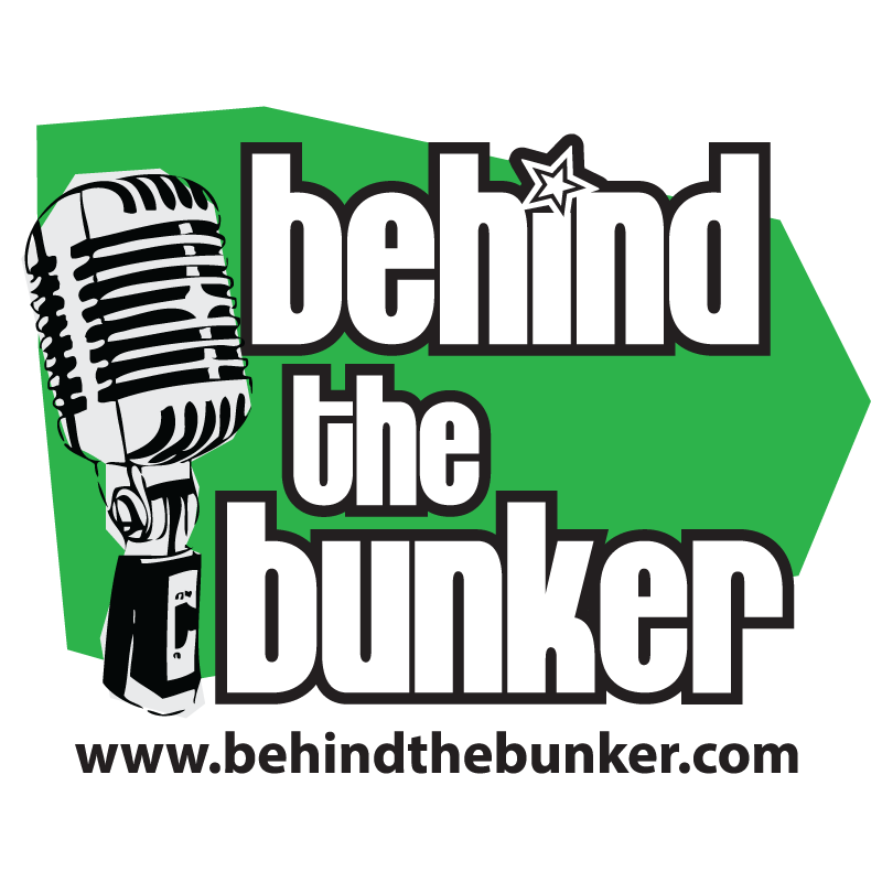 behind the bunker logo